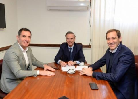 La Plata: el concejal peronista Fabián Lugli se sumó al equipo de Garro de la mano de Pichetto