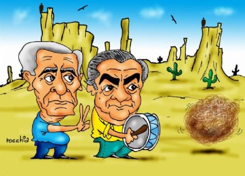 """La CGT se ajustó los """"lompas"""" y le pidió a los trabajadores que no voten a Macri"""
