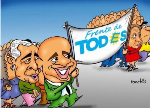 Elecciones Primarias en Corrientes: en el PJ todos la tienen larga