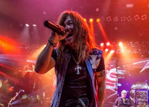 El cantante de heavy metal Mark Boals regresa a la Argentina