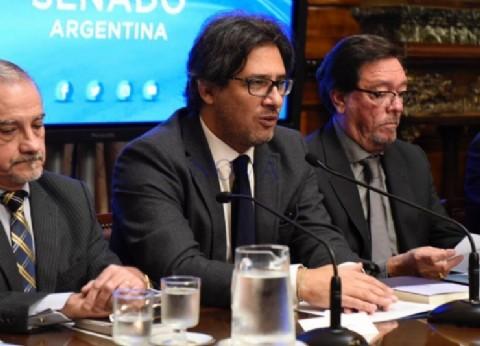 Garavano busca la aprobación del nuevo Código Penal y les exige a los senadores debatir el proyecto