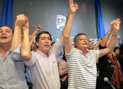 """Peppo: """"Tomamos decisiones pensando en defender las banderas de Chaco y del justicialismo provincial"""""""