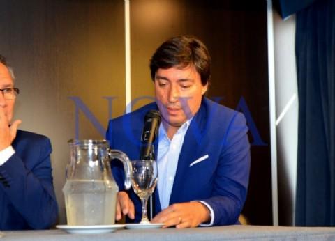 """El intendente Acerbo irá por su reelección en Daireaux: será el único candidato de """"Todos"""""""