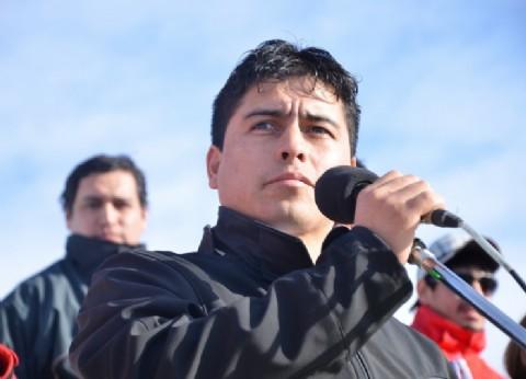 Claudio Vidal presentó su lista y apuesta a ser gobernador de Santa Cruz: Harasic será su vice