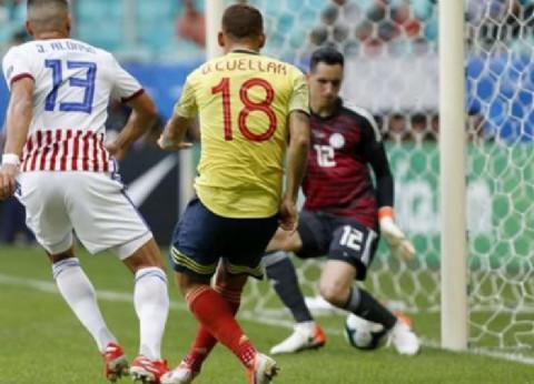 Colombia venció a Paraguay y clasificó primero con puntaje ideal
