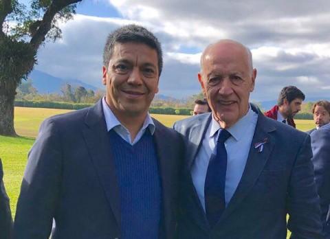 """Jesús Escobar, candidato de Neuquén: """"Consenso Federal es la alternativa a Macri y Cristina"""""""