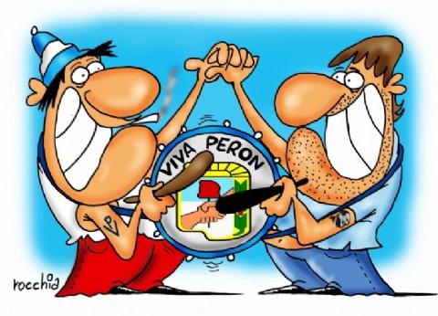 Día del Padre, Día Peronista