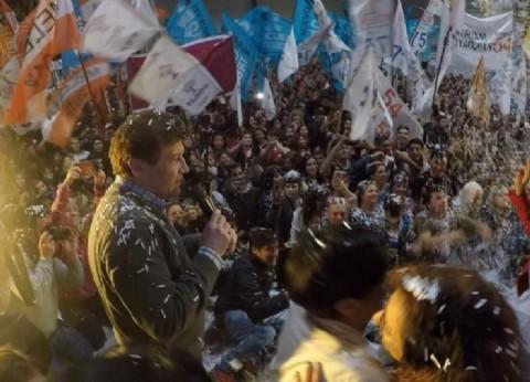 Tierra del Fuego: Gustavo Melella ganó en primera vuelta y derrotó a Bertone