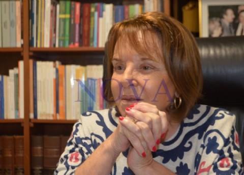 Chiche Duhalde visita La Plata para presentar un libro sobre las manzaneras