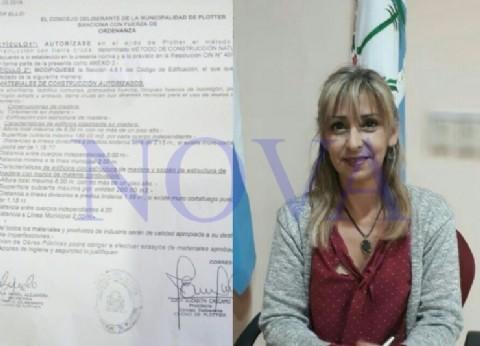 Neuquén: el Concejo de Plottier aprobó la inclusión de construcciones de barro en la edificación de la ciudad