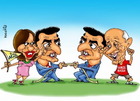 El massismo tira la cuerda contra el massismo, por la unidad en la provincia