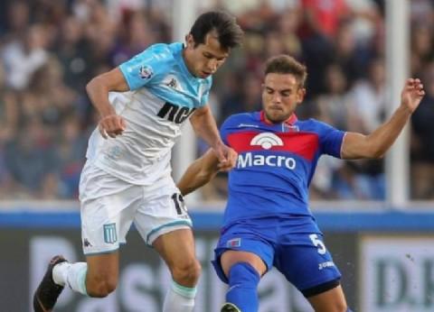 Tigre rugió fuerte en Victoria: venció 2 a 0 a Racing por la Copa de la Superliga