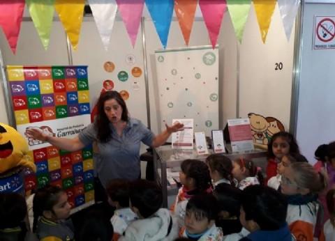 La ONG Conectados-Somos Solidarios participará de la Feria del Libro de Almirante Brown