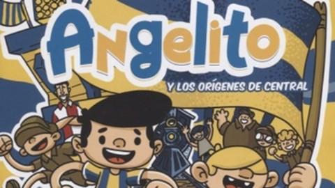 """""""Angelito y los orígenes de Central"""", una historieta para hinchas auriazules"""