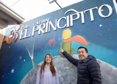 Se inauguró en Malvinas Argentinas el Club Cultural El Principito, que brindará talleres abiertos a la comunidad