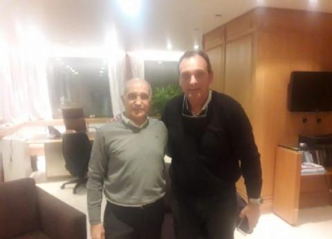 El intendente de Arrecifes renovó su respaldo a Daniel Salvador