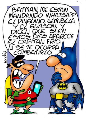 Superhéroe sumiso