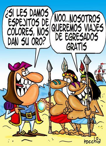 El desconcierto de Colón