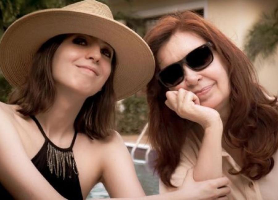 El enigmático mensaje de Florencia Kirchner en las redes por su enfermedad