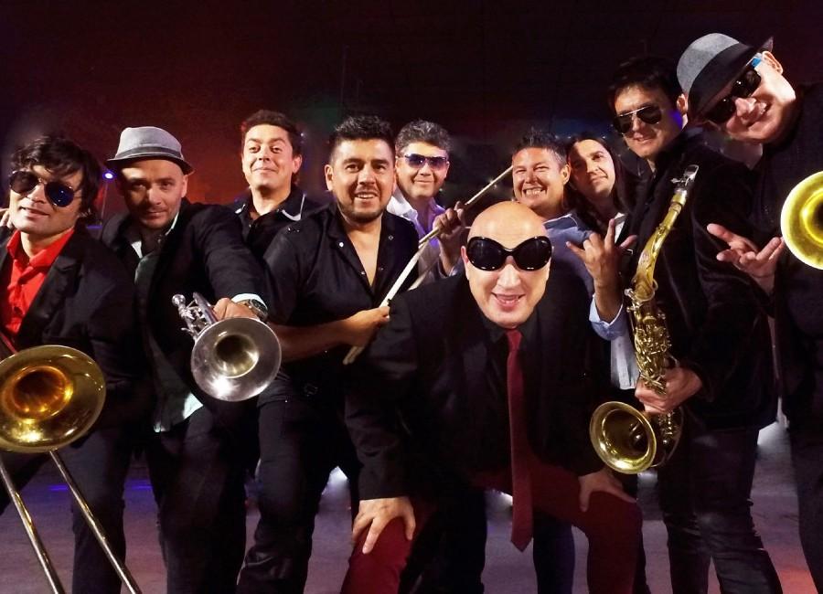"""Resultado de imagen para El grupo """"La Mosca"""" cierra el 59° aniversario de Berazategui"""