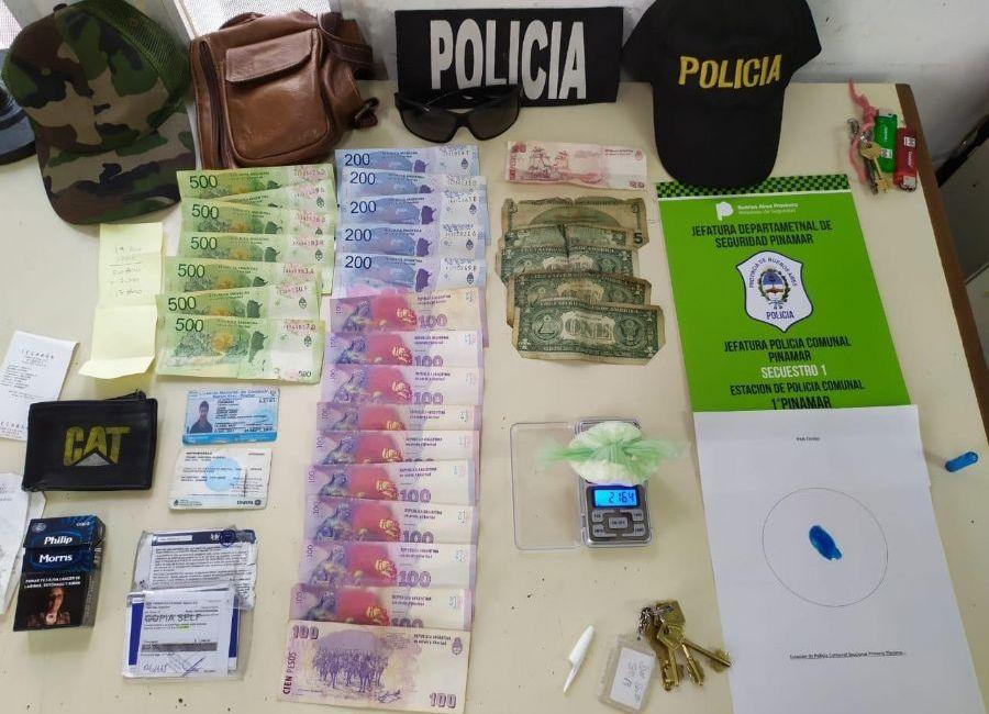 Resultado de imagen para ¡Cómo pegan esos churros! Secuestran 80 kilos de marihuana que iban a ser vendidos en Pinamar en la temporada de verano