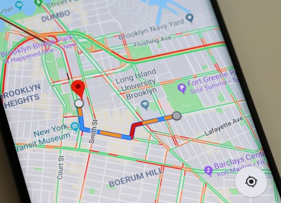 Google Maps incorporó una capa sobre los casos de covid-19