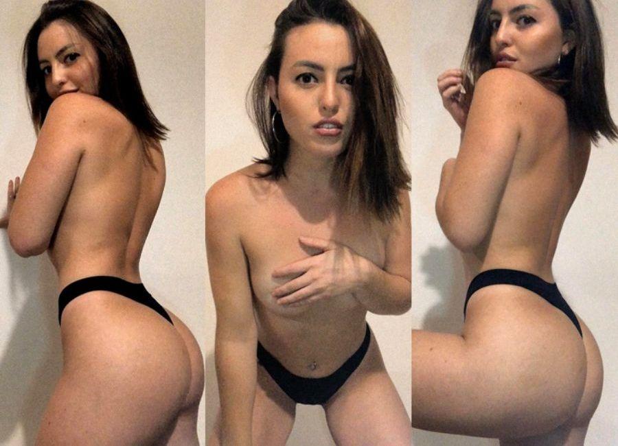 Mejor actriz porno de argentina Camila Nistal Quiero Ser La Proxima Sex Symbol Argentina