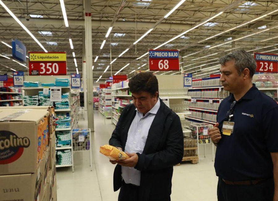 Resultado de imagen para Intendentes del Conurbano protagonizaron operativos articulados y fiscalizaron los precios de productos